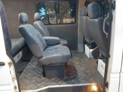 mercedes-benz sprinter 2.5 313 furgon 3550 v2 2007