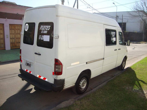 mercedes-benz sprinter 2.5 313 furgon 3550 v2 te 2004