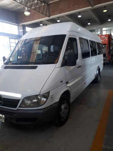 mercedes benz sprinter 2.5 413 minibus 4025 19+1