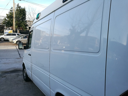 mercedes benz sprinter 2.5 ambulancia