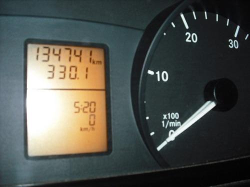 mercedes-benz sprinter 311 2.2 bau de aluminio