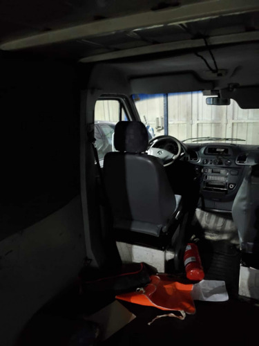 mercedes benz sprinter 311 cdi f 3550 furgon 2005