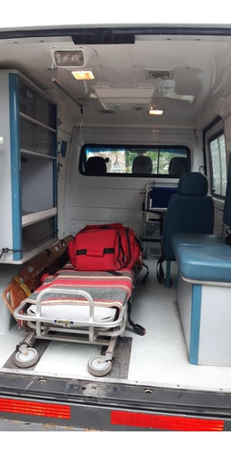 mercedes benz sprinter 311 mod. 2007 ambulancia