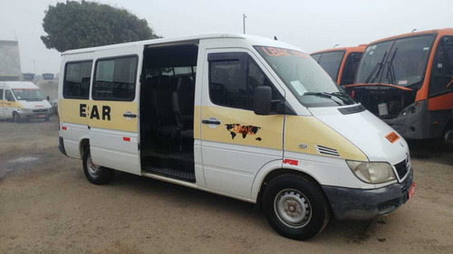 mercedes-benz sprinter 313  28 lugares  2007 escolar