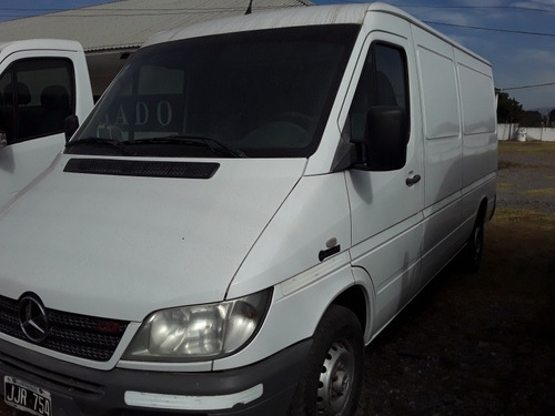 mercedes-benz sprinter 313 3550
