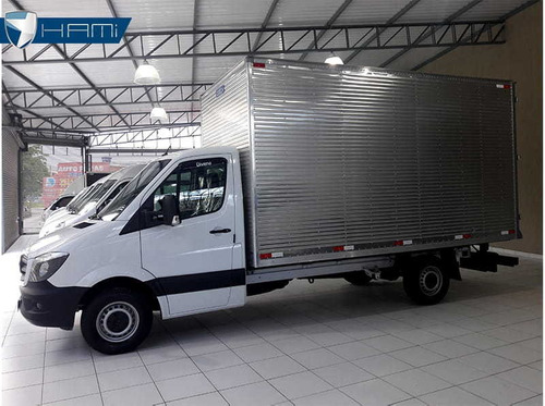 mercedes-benz sprinter 313-cdi 2.2 cabine extra longa 2