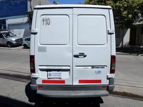mercedes benz sprinter 313 furgon 3000 v1 '08