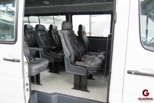 mercedes-benz sprinter 313 t.b. 16 lugares executiva