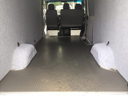 mercedes benz sprinter 313cdi furgon largo alto 2010