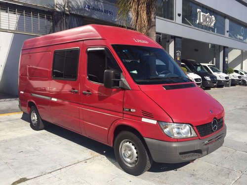 mercedes benz sprinter 313cdi furgon mixto largo alto 2011