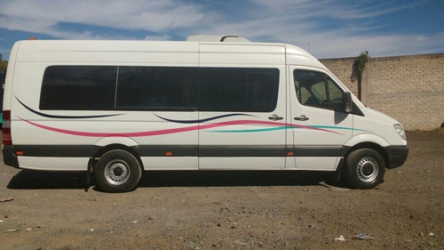 mercedes benz sprinter 3p 415 x-larga l4/cdi man a/a 19/pas