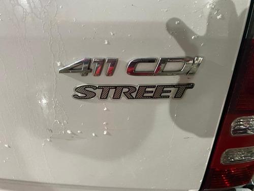 mercedes-benz sprinter 411 cd street