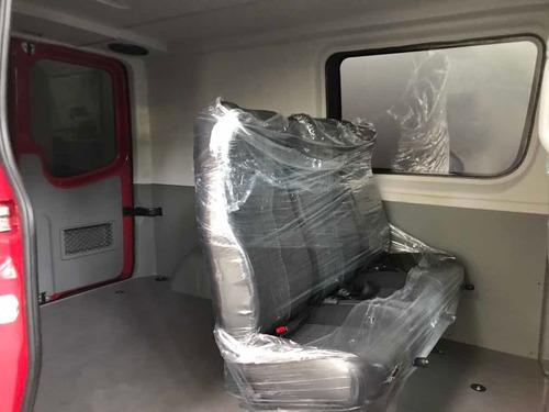 mercedes-benz sprinter 411 furgon mixto bordo full 0km ya!!!