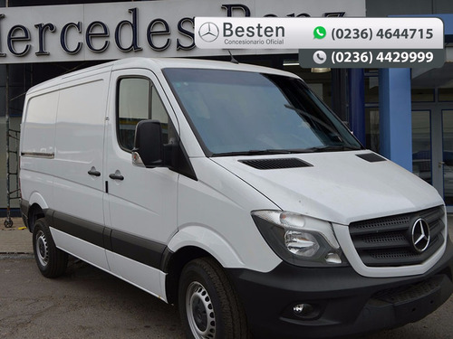 mercedes benz sprinter 411 street furgon 3250 tn anticipo