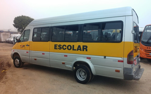 mercedes-benz sprinter 413 20 lugares 2004 escolar