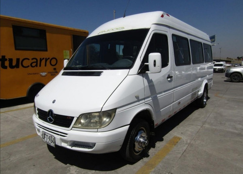 mercedes benz sprinter 413 2004