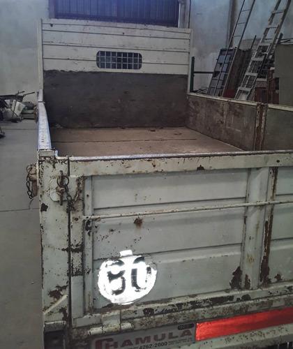 mercedes-benz sprinter  413 cdi -ch 4025-caja playa barandas