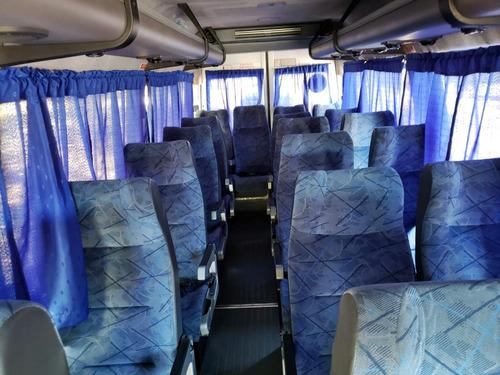 mercedes benz sprinter 413 minibus 19+1 2012