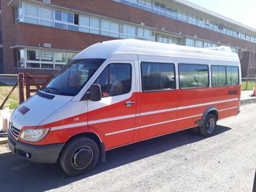 mercedes benz  sprinter 413 minibus