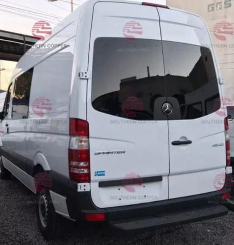 mercedes benz sprinter 415 2018