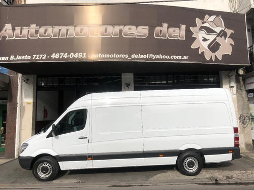 mercedes benz sprinter 415