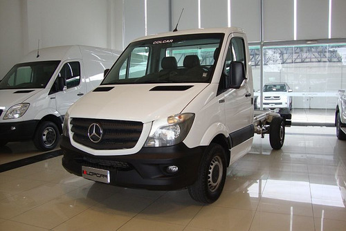 mercedes benz sprinter 415 chasis 3665