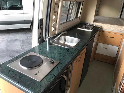 mercedes-benz sprinter 415 furgon 4325 te motorhome aa 2018