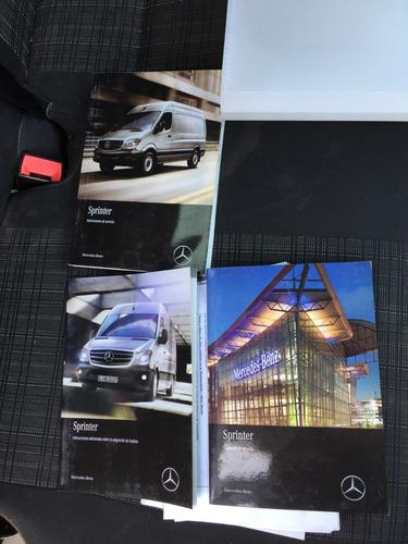 mercedes benz sprinter 415 minibus 2018 !!!