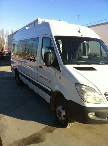 mercedes benz sprinter 515 19+1 año 2012