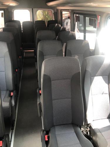 mercedes benz sprinter 515 19+1 minibus 2013