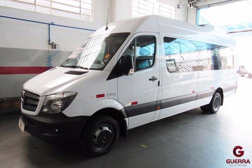mercedes-benz sprinter 515 big 0km 2018/2019 20 lugares