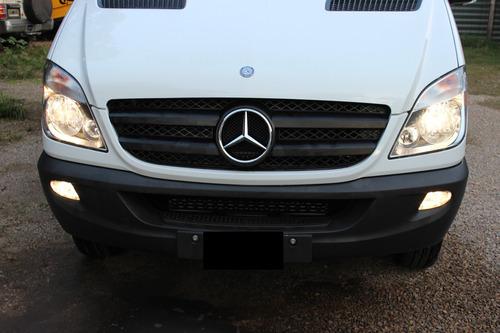 mercedes benz  sprinter 515 cdi furgón 4325 te versión 2