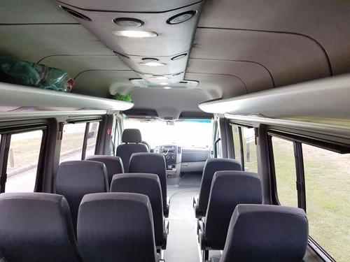 mercedes benz sprinter 515 cdi minibus 19+1