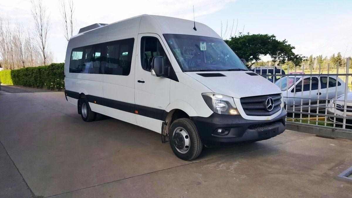 Mercedes benz sprinter 515 cdi minibus 19 1 plan for Elite mercedes benz springfield missouri