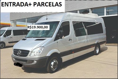mercedes-benz sprinter 515 executiva 19+1 - 2014