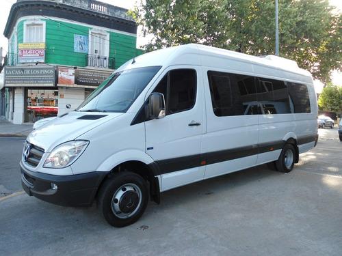 mercedes benz sprinter 515 minibus 19+1 2012