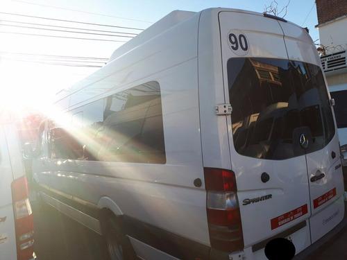 mercedes benz sprinter 515 minibus 19+1 año 2014