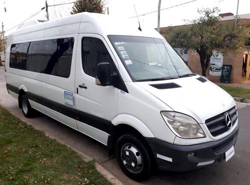 mercedes benz sprinter 515 minibus 4325 19+1 2.1 hdi 2014.