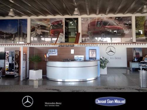 mercedes-benz sprinter 516 cdi furgón 4325 te v2 blanco