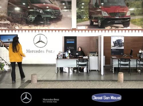 mercedes-benz sprinter 516 cdi furgón 4325 te v2 plan 70/30