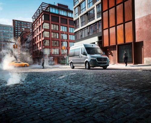 mercedes benz sprinter 516 cdi minibus 4325 19+1 con camara
