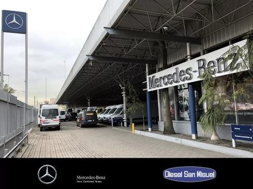 mercedes-benz sprinter 516 combi 4325 19+1 plan 70/30