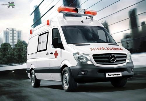 mercedes-benz sprinter ambulancia 311 cdi