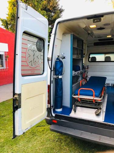 mercedes benz sprinter ambulancia