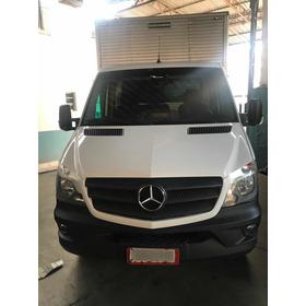 Mercedes-benz Sprinter Chassi 2.2 Cdi 313 Street Com Ar