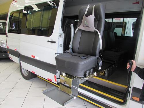 mercedes-benz sprinter executiva 515 com acessibilidade