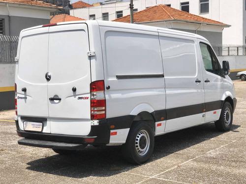 mercedes-benz sprinter furgão 311 longo baixo 2013