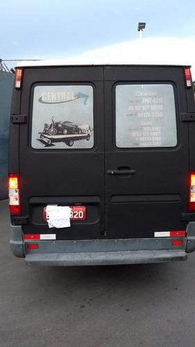 mercedes-benz sprinter furgão caminhonete