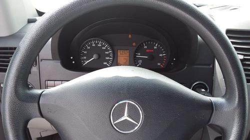 mercedes-benz sprinter furgão cdi c/ ar condicionado