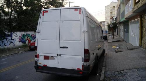 mercedes-benz sprinter furgão furgão